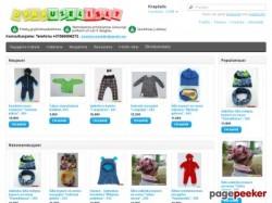 Vaikų drabužiai